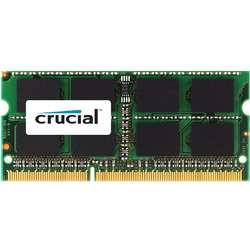 CT16G4SFD824A, 16GB, DDR4, 2400MHz, CL17, 1.2V, Dual Rank x8