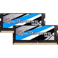 Ripjaws, 16GB, DDR4, 2133MHz, CL15, 1.2V, Kit Dual Channel