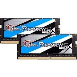 Ripjaws, 32GB, DDR4, 3000MHz, CL16, 1.2V, Kit Dual Channel