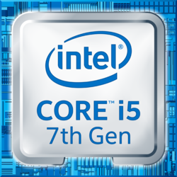 Core i5-7400T Kaby Lake, 2.4GHz, 6MB, 35W, Socket 1151, Tray