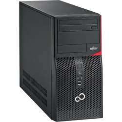 ESPRIMO P556 MT, Core i5-6400 2.7GHz, 4GB DDR4, 500GB HDD, Intel HD 530, FreeDOS, Negru