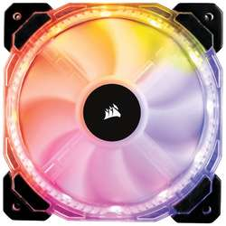 HD120 RGB LED High Performance, 120mm, Fan Controller