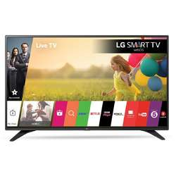 Smart TV 55LH604V, 139cm, Full HD, Negru