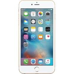 iPhone 6s, Single SIM, 4.7'' IPS LCD Retina HD Multitouch, Dual Core 1.84GHz, 2GB RAM, 128GB, 12MP, 4G, Gold