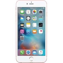 iPhone 6s, Single SIM, 4.7'' IPS LCD Retina HD Multitouch, Dual Core 1.84GHz, 2GB RAM, 128GB, 12MP, 4G, Rose Gold