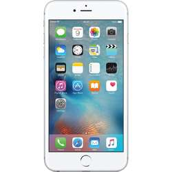iPhone 6s Plus, Single SIM, 5.5'' IPS LCD Retina HD Multitouch, Dual Core 1.84GHz, 2GB RAM, 128GB, 12MP, 4G, Silver