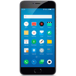 M3 Note, Dual SIM, 5.5'' LTPS IPS Multitouch, Octa Core 1.8GHz + 1.0GHz, 2GB RAM, 16GB, 13MP, 4G, Gray
