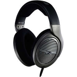 HD 518 WEST, Jack 6.3 mm, Negru