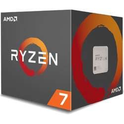 Ryzen 7 1700 Summit Ridge, 3.0GHz, 16MB, 65W, Socket AM4, Box
