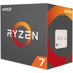 Ryzen 7 1700X Summit Ridge, 3.4GHz, 16MB, 95W, Socket AM4, Box