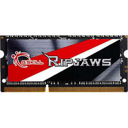 Ripjaws, 8GB, DDR3, 1600MHz, CL9, 1.35V