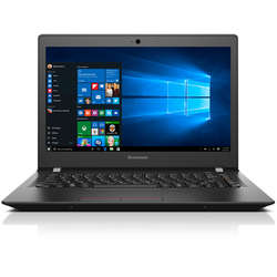 E31-80, 13.3'' HD, Core i3-6006U 2.0GHz, 4GB DDR3, 128GB SSD, Intel HD 520, Win 10 Pro 64bit, Negru