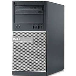 OptiPlex 790, Core i7-2600, 4GB DDR3, 250GB SATA, DVD-RW