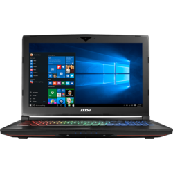 GT62VR 7RD Dominator, 15.6'' FHD, Core i7-7700HQ 2.8GHz, 16GB DDR4, 1TB HDD + 256GB SSD, GeForce GTX 1060 6GB, Win 10 Home 64bit, Negru