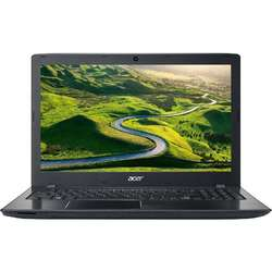 Aspire E5-575G-558M, 15.6'' FHD, Core i5-7200U 2.5GHz, 4GB DDR4, 128GB SSD, GeForce GTX 950M 2GB, Linux, Negru