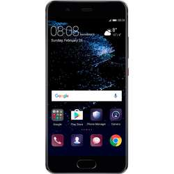 P10, Dual SIM, 5.1'' IPS-NEO LCD Multitouch, Octa Core 2.4GHz + 1.8GHz, 4GB RAM, 64GB, Dual 20MP + 12MP, 4G, Graphite Black