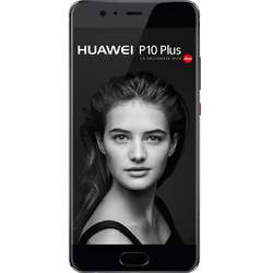 P10 Plus, Dual SIM, 5.5'' IPS-NEO LCD Multitouch, Octa Core 2.4GHz + 1.8GHz, 6GB RAM, 128GB, Dual 20MP + 12MP, 4G, Graphite Black