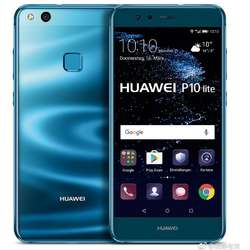 P10 Lite, Dual SIM, 5.2'' LTPS IPS LCD Multitouch, Octa Core 2.1GHz + 1.7GHz, 3GB RAM, 32GB, 12MP, 4G, Blue