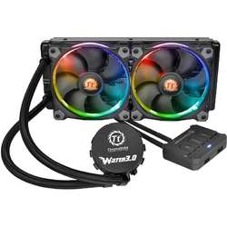 CPU - AMD / Intel Thermaltake Water 3.0 Riing RGB 240