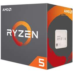 Ryzen 5 1600X Summit Ridge, 3.6GHz, 16MB, 95W, Socket AM4, Box
