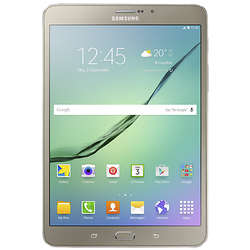 Galaxy Tab S2 T713N, 8.0'' Super AMOLED Multitouch, Octa Core 1.8GHz + 1.4GHz, 3GB RAM, 32GB, WiFi, Bluetooth, Android 6.0, Auriu