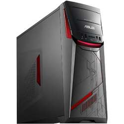 G11CD-K-RO006D, Core i7-7700 3.6GHz, 16GB DDR4, 1TB HDD + 128GB SSD, GeForce GTX 1070 8GB, FreeDOS, Argintiu