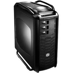 Cosmos SE Windowed, FullTower, Fara sursa, Negru