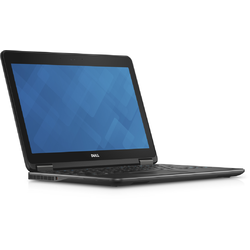 "Latitude E7240, 12.5"", Core i7-4600U, 8GB DDR3, 256GB SSD, Intel HD Graphics, Windows 7 Pro, Gri"