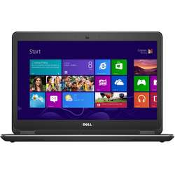 "Latitude E7440, 14"", Core i7-4600U, 8GB DDR3, 256GB SSD, Intel HD Graphics, Windows 7 Pro, Gri"