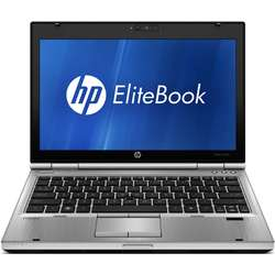 "HP EliteBook 2560p, 12.5"", Core i5-2520M, 4GB DDR3, 320GB HDD, DVD-RW, Intel HD Graphics, Argintiu"