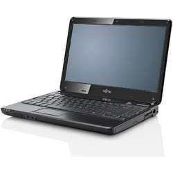 "LifeBook SH531, 13.3"", Core  i3-2350M, 2.30 GHz, 4GB DDR3, 320GB HDD, DVD-RW, Intel HD Graphics, Negru"