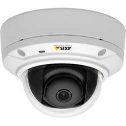 M3025-VE, Dome, CMOS, 2MP, Alb