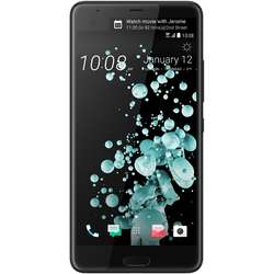 U Ultra, Single SIM, 5.7'' Super LCD5 Multitouch, Quad Core 2.15GHz + 1.6GHz, 4GB RAM, 64GB, 12MP, 4G, Brilliant Black