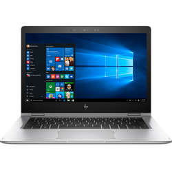 EliteBook x360 1030 G2, 13.3'' FHD Touch, Core i7-7600U 2.8GHz, 8GB DDR4, 256GB SSD, Intel HD 620, Win 10 Pro 64bit, Argintiu
