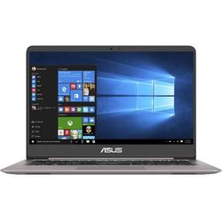 ZenBook UX410UA-GV155T, 14.0'' FHD, Core i5-7200U 2.5GHz, 8GB DDR4, 500GB HDD + 128GB SSD, Intel HD 620, Win 10 Home 64bit, Gri