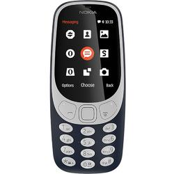 3310 (2017), Dual SIM, 2.4'' TFT, 2MP, 2G, Bluetooth, Dark Blue