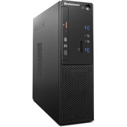 S510 SFF, Pentium G4400 3.3GHz, 4GB DDR4, 1TB HDD, Intel HD 510, FreeDOS, Negru