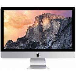 iMac, 27.0'' 5K UHD+ Retina Display, Core i5-6500 3.2GHz, 8GB DDR3, 1TB HDD, Radeon R9 M380 2GB, Mac OS X El Capitan, Argintiu