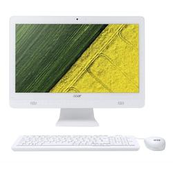 Aspire C20-720, 19.5'' HD+, Celeron J3060 1.6GHz, 4GB DDR3, 1TB HDD, Intel HD 400, FreeDOS, Alb