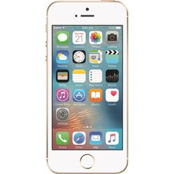 iPhone SE, Single SIM, 4.0'' LED backlit IPS LCD Multitouch, Dual Core 1.84GHz, 2GB RAM, 128GB, 12MP, 4G, Gold