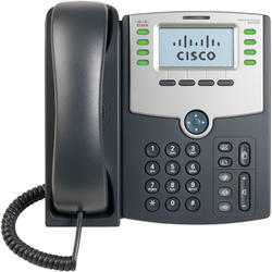 SPA508G, 8 Line IP Phone, Display, PoE