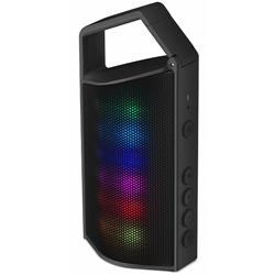 DanceFloor, Bluetooth, 3W, Negru