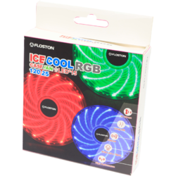 ICE15 RGB LED, 120mm