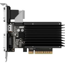 GeForce GT 710, 1GB DDR3, 64 biti, Low Profile