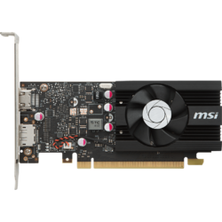 GeForce GT 1030 2G LP OC, 2GB GDDR5, 64 biti