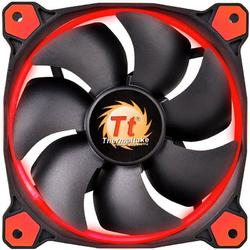 Riing 12 High Static Pressure Red LED, 120mm, 3 Fan Pack