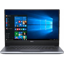 Inspiron 7560, 15.6'' FHD, Core i7-7500U 2.7GHz, 8GB DDR4, 1TB HDD + 128GB SSD, GeForce 940MX 4GB, Win 10 Home 64bit, Gri