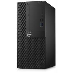 OptiPlex 3050 MT, Core i3-7100 3.9GHz, 4GB DDR4, 500GB HDD, Intel HD 630, Win 10 Pro 64bit, Negru