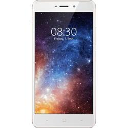 Neffos X1, Dual SIM, 5.0'' IPS Multitouch, Octa Core 1.8GHz + 1.0GHz, 2GB RAM, 16GB, 13MP, 4G, Sunrise Gold