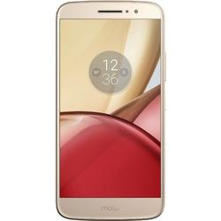 Moto M, Dual SIM, 5.5'' IPS LCD Multitouch, Octa Core 1.95GHz, 3GB RAM, 32GB, 16MP, 4G, Gold